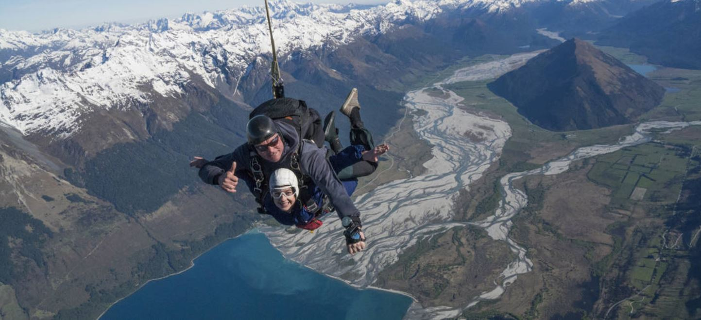Glenorchy Skydive From Queenstown
