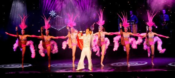 Jupiters Casino Show