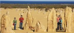 PINNACLES, SWAN VALLEY AND WILDLIFE TOUR